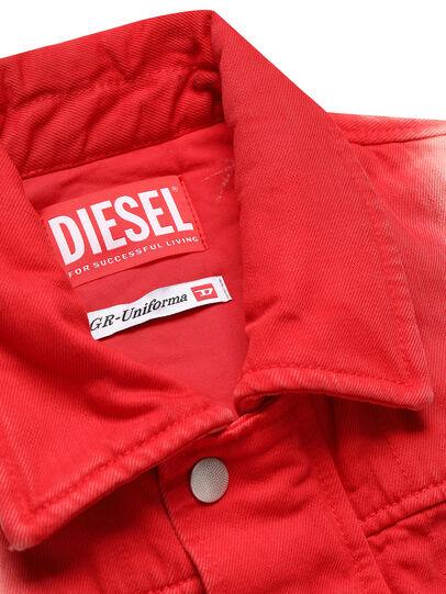 Diesel - GR02-U301, Rot/Weiß - Latzhosen - Image 3