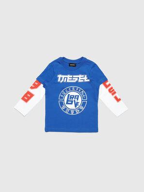 TUCOB-R, Blau - T-Shirts und Tops