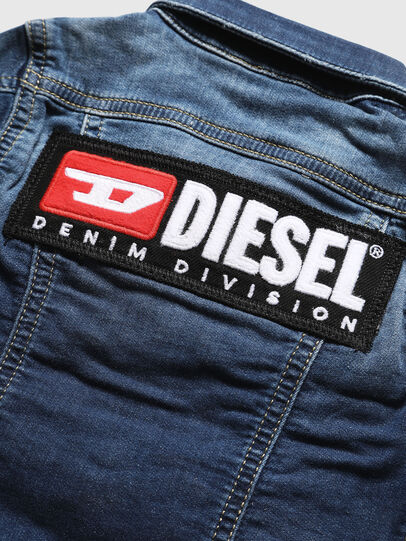 Diesel - JANOB JOGGJEANS, Mittelblau - Jacken - Image 5