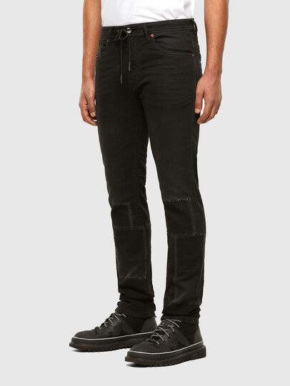 Diesel - Thommer JoggJeans® 009IC, Schwarz/Dunkelgrau - Jeans - Image 6