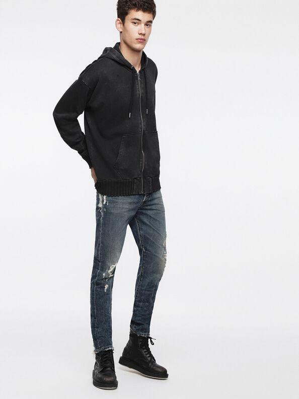S-STAPP, Schwarz - Sweatshirts