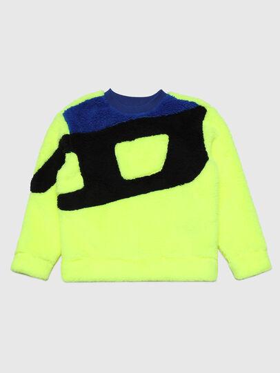 Diesel - SOLBY OVER, Neongelb - Sweatshirts - Image 1