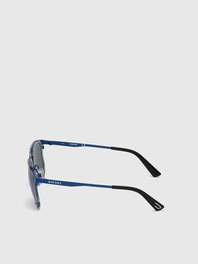 Diesel - DL0294, Blau - Sonnenbrille - Image 3