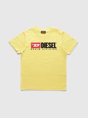 TJUSTDIVISION, Gelb - T-Shirts und Tops