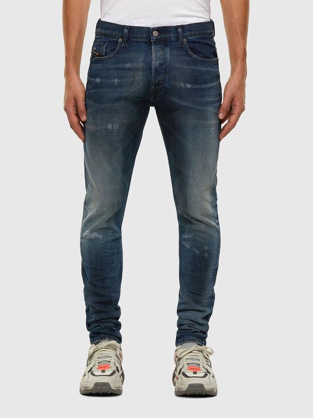 Tepphar 009FL, Mittelblau - Jeans