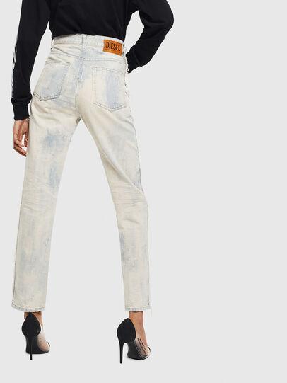 Diesel - D-Eiselle 0099P, Weiß - Jeans - Image 2