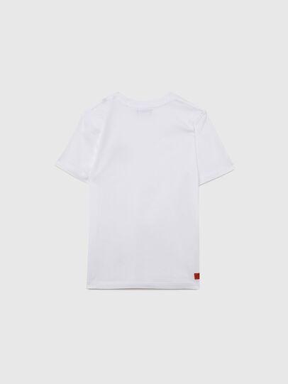 Diesel - UMLT-TDIEGOS, Weiß - T-Shirts und Tops - Image 2