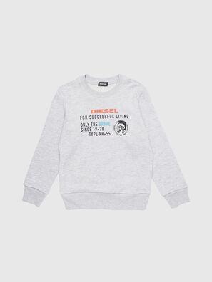 SDIEGOXBJ, Grau - Sweatshirts