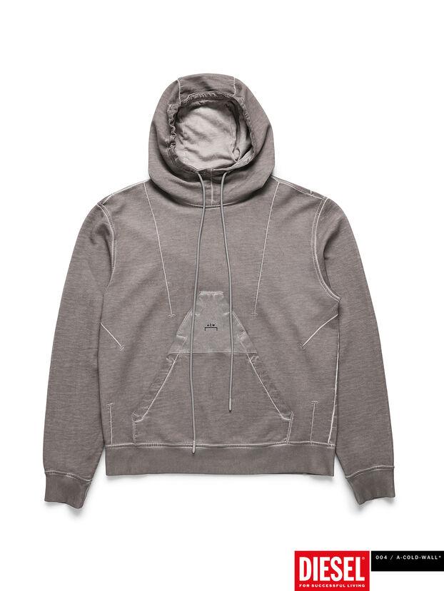 ACW-SW02, Grau - Sweatshirts