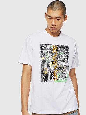 T-JUST-J13, Weiß - T-Shirts