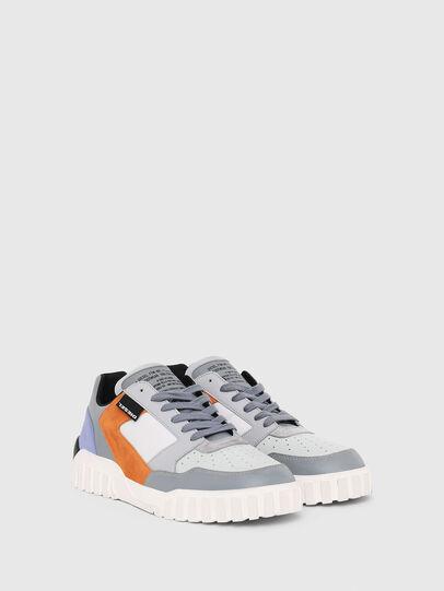 Diesel - S-RUA LOW90, Grau - Sneakers - Image 2