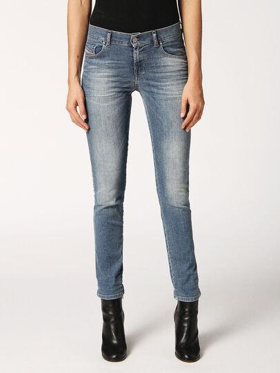 Diesel - Sandy 0688V, Hellblau - Jeans - Image 1