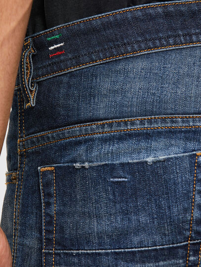 Diesel - Thommer 009JT, Dunkelblau - Jeans - Image 4