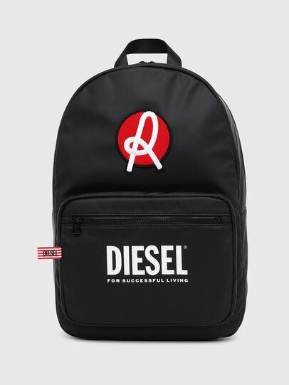 Diesel - LR-F-DISCOVER BACK N, Schwarz - Rucksäcke - Image 1