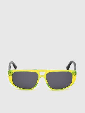 DL0306, Neongelb - Kid Brillen