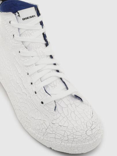 Diesel - S-ASTICO MID CUT, Weiß - Sneakers - Image 5