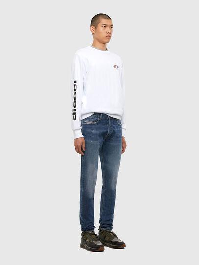 Diesel - Tepphar 009IX, Dunkelblau - Jeans - Image 6