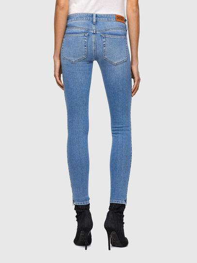 Diesel - Slandy Low 009ZY, Hellblau - Jeans - Image 2
