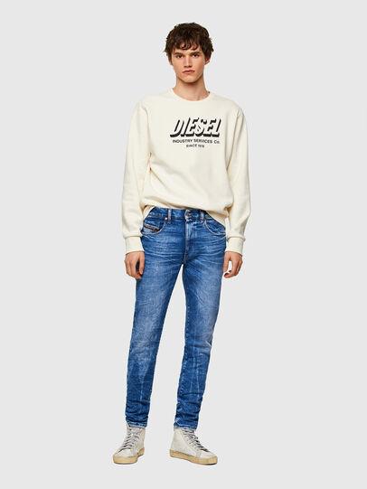 Diesel - D-Strukt 009MH, Hellblau - Jeans - Image 6
