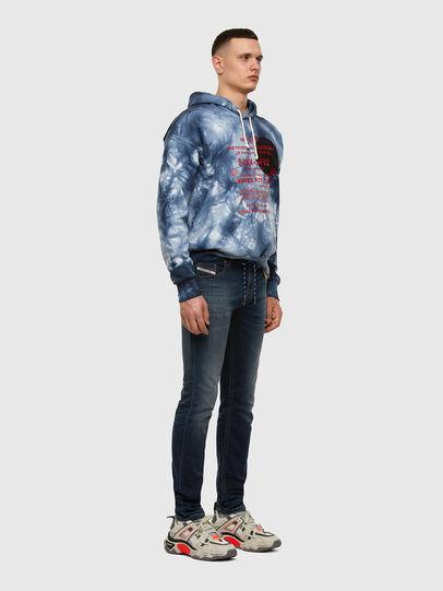 Diesel - Thommer JoggJeans® 069NE, Dunkelblau - Jeans - Image 5