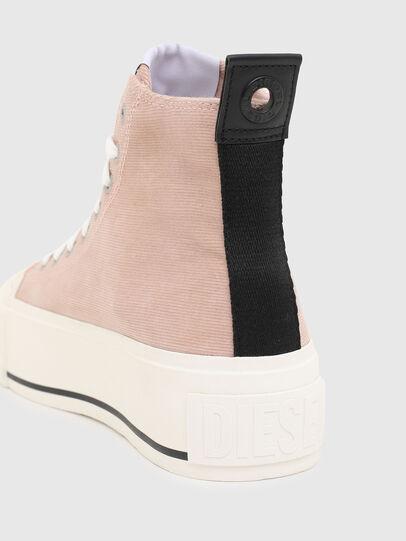 Diesel - S-ASTICO DSL ML WEDG, Rosa - Sneakers - Image 4