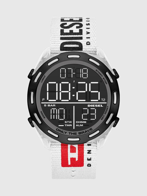 DZ1938, Weiß - Uhren
