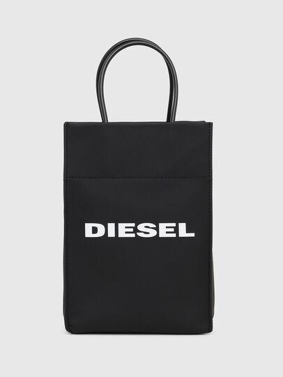 Diesel - SAKETTINO, Schwarz - Shopper und Schultertaschen - Image 2