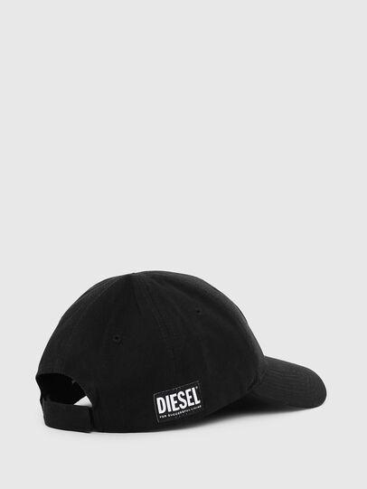 Diesel - LR-CAP, Schwarz - Hüte - Image 2