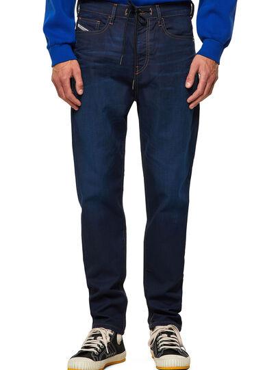 Diesel - D-VIDER JoggJeans® Z69VZ, Dunkelblau - Jeans - Image 1