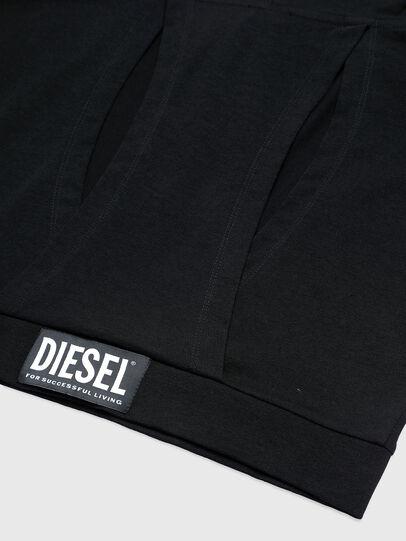 Diesel - UFLT-ANGHEL, Schwarz - Sweatshirts - Image 5