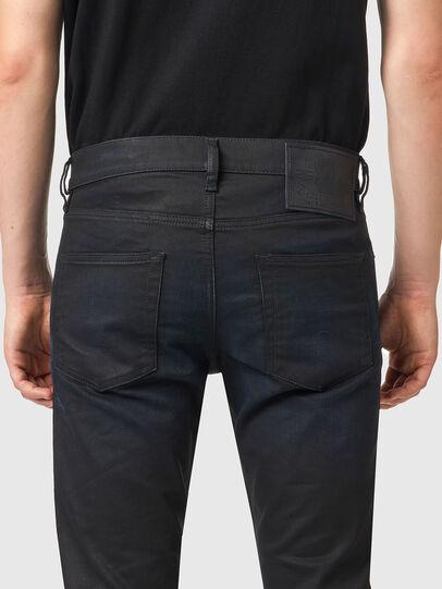Diesel - D-Strukt JoggJeans® 069XN, Schwarz/Dunkelgrau - Jeans - Image 4