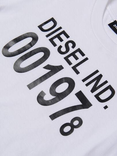 Diesel - TDIEGO001978, Weiß - T-Shirts und Tops - Image 3