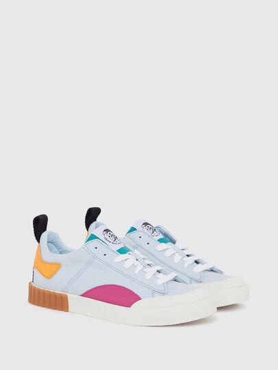 Diesel - S-BULLY LC W, Azurblau - Sneakers - Image 2