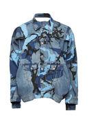 SOJK01, Blau Meliert - Jacken