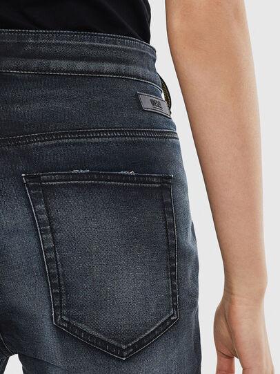 Diesel - Fayza JoggJeans 069MD, Dunkelblau - Jeans - Image 5