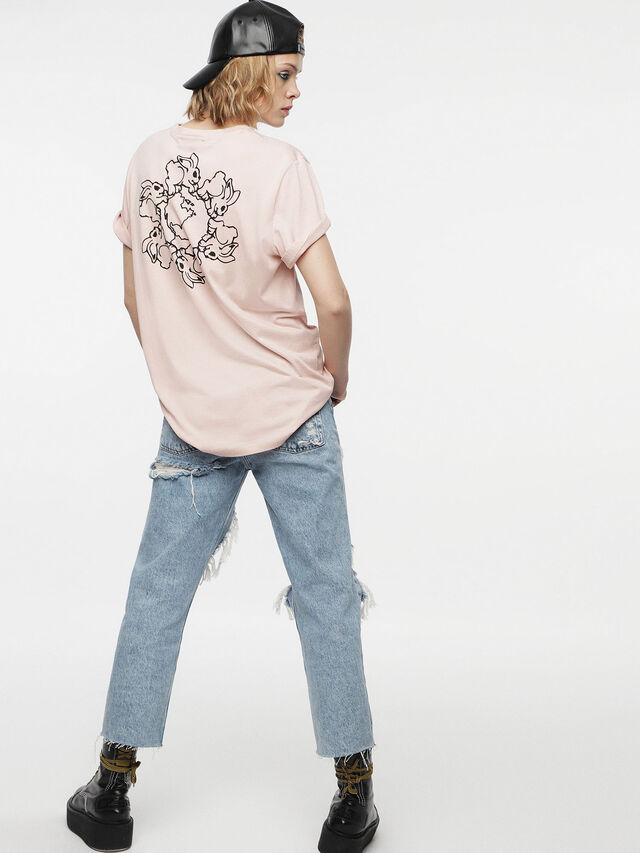 Diesel - T-DARIA, Gesichtspuder - T-Shirts - Image 2