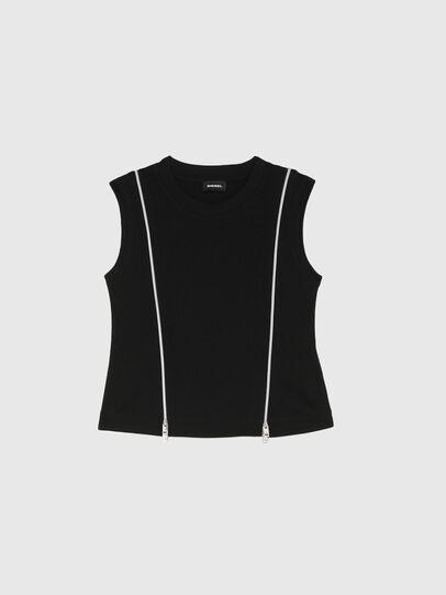 Diesel - TGARTH, Schwarz - T-Shirts und Tops - Image 1