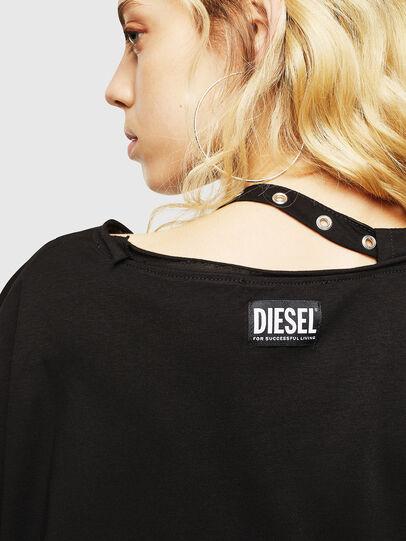 Diesel - T-JALA, Schwarz - T-Shirts - Image 6