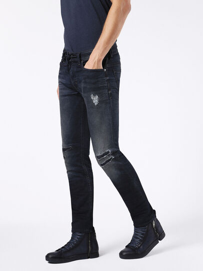 Diesel - Thavar JoggJeans 0676E,  - Jeans - Image 7