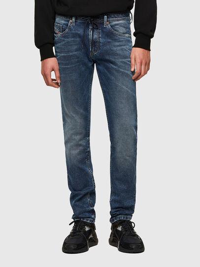 Diesel - Thommer JoggJeans® 069SR, Dunkelblau - Jeans - Image 1