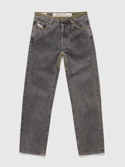 Diesel - DxD-P3 0CBBH, Schwarz/Dunkelgrau - Jeans - Image 1
