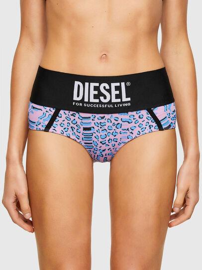 Diesel - UFPN-OXY, Blau/Rosa - Panties - Image 1