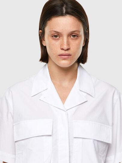 Diesel - C-ADARA-A, Weiß - Hemden - Image 3