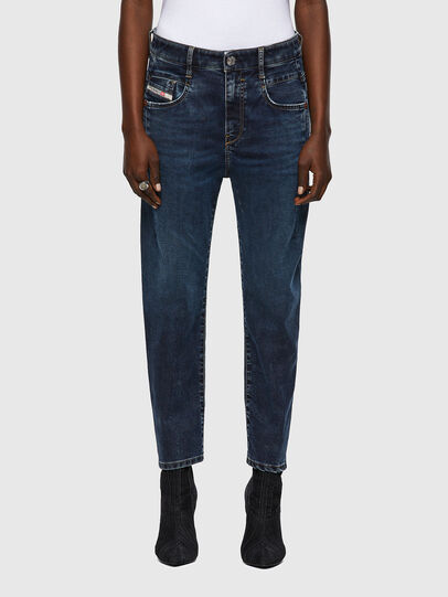 Diesel - Fayza JoggJeans® 069WZ, Dunkelblau - Jeans - Image 1