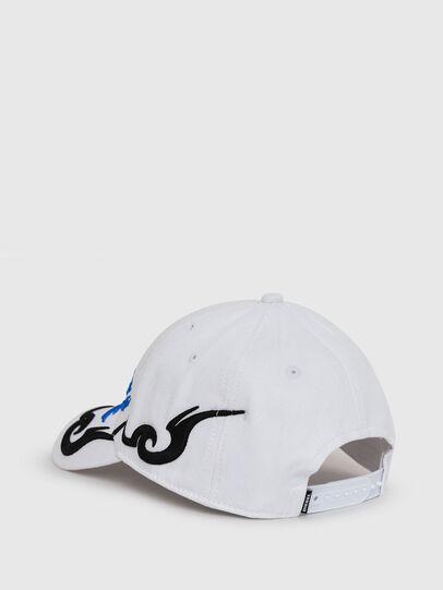 Diesel - DRIBALE, Weiß - Hüte - Image 2