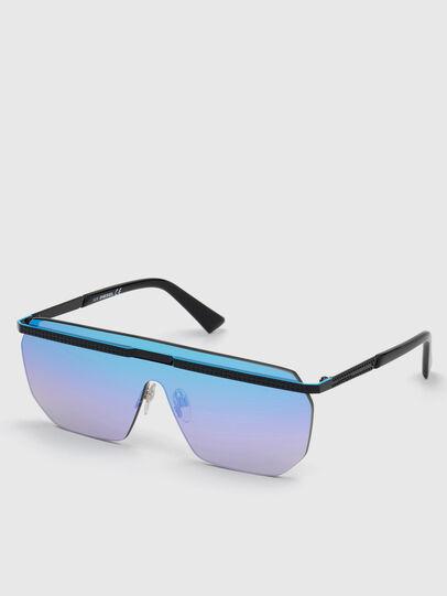 Diesel - DL0259, Blau - Sonnenbrille - Image 2