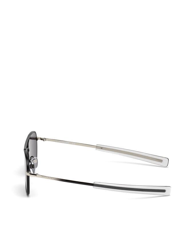 Diesel - DL0219, Schwarz - Sonnenbrille - Image 3