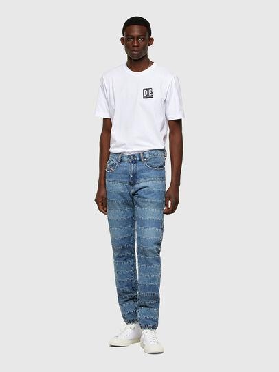 Diesel - D-Strukt 009UE, Hellblau - Jeans - Image 5