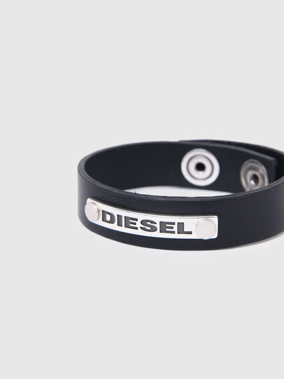 Diesel - A-CLAP, Schwarz - Schmuck und Gadgets - Image 2