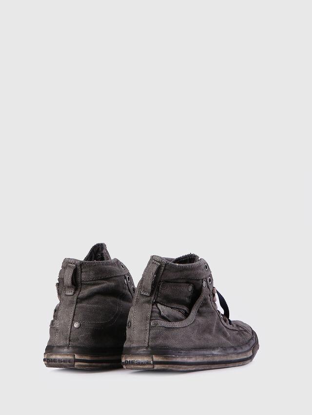 Diesel - EXPOSURE I, Silbergrau - Sneakers - Image 3